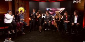 Faustine Bollaert et Cathy Guetta dans Rising Star - 25/09/14 - 181