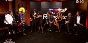 Faustine Bollaert et Cathy Guetta dans Rising Star - 25/09/14 - 183
