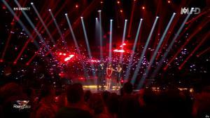 Faustine Bollaert dans Rising Star - 25/09/14 - 054