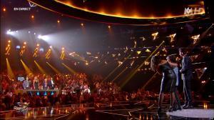 Faustine Bollaert dans Rising Star - 25/09/14 - 081