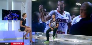 France Pierron dans Menu Sport - 16/09/14 - 10