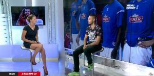 France Pierron dans Menu Sport - 16/09/14 - 14