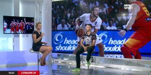 France Pierron dans Menu Sport - 16/09/14 - 15