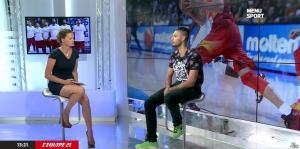 France Pierron dans Menu Sport - 16/09/14 - 16