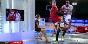 France Pierron dans Menu Sport - 16/09/14 - 19