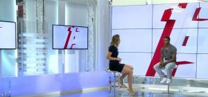 France Pierron dans Menu Sport - 18/09/14 - 06
