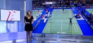 France Pierron dans Menu Sport - 21/10/14 - 03