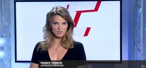 France Pierron dans Menu Sport - 21/10/14 - 05