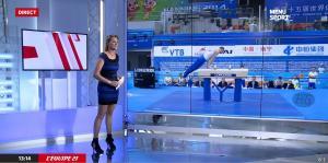 France Pierron dans Menu Sport - 22/10/14 - 04