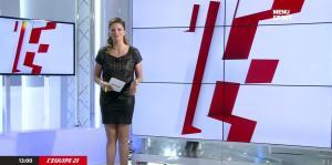 France Pierron dans Menu Sport - 23/09/14 - 08