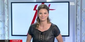 France Pierron dans Menu Sport - 23/09/14 - 12