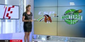 France Pierron dans Menu Sport - 23/09/14 - 15
