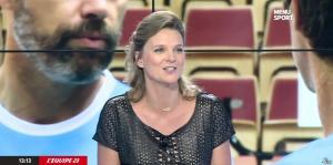 France Pierron dans Menu Sport - 23/09/14 - 17
