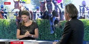 France Pierron dans Menu Sport - 23/09/14 - 18