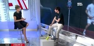 France Pierron dans Menu Sport - 24/09/14 - 05