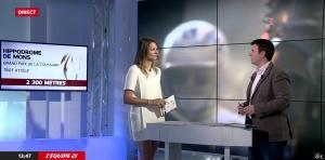France Pierron dans Menu Sport - 24/10/14 - 10