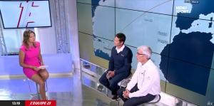 France Pierron dans Menu Sport - 25/09/14 - 09