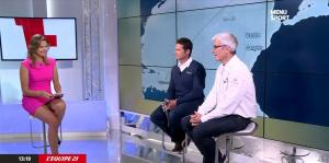 France Pierron dans Menu Sport - 25/09/14 - 10