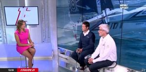 France Pierron dans Menu Sport - 25/09/14 - 11