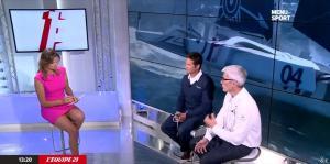 France Pierron dans Menu Sport - 25/09/14 - 12