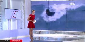 France Pierron dans Menu Sport - 26/09/14 - 05