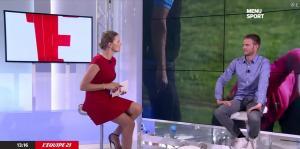 France Pierron dans Menu Sport - 26/09/14 - 06