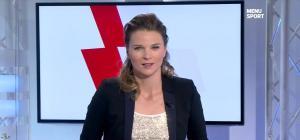 France Pierron dans Menu Sport - 29/09/14 - 01