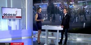 France Pierron dans Menu Sport - 29/10/14 - 10