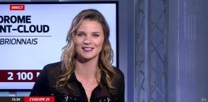 France Pierron dans Menu Sport - 30/10/14 - 10