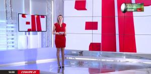 France Pierron dans Menu Sport - 31/10/14 - 02