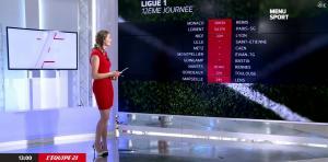 France Pierron dans Menu Sport - 31/10/14 - 03
