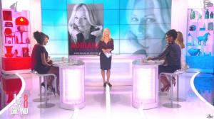 Hapsatou Sy, Laurence Ferrari et Audrey Pulvar dans le Grand 8 - 01/10/14 - 06