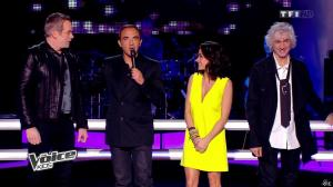 Jenifer Bartoli dans The Voice - 13/09/14 - 02