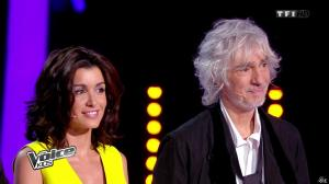 Jenifer Bartoli dans The Voice - 13/09/14 - 03