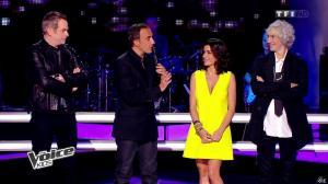 Jenifer Bartoli dans The Voice - 13/09/14 - 05