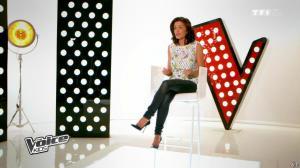 Jenifer Bartoli dans The Voice - 13/09/14 - 08
