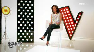Jenifer Bartoli dans The Voice - 13/09/14 - 09