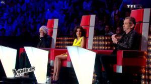 Jenifer Bartoli dans The Voice - 13/09/14 - 12