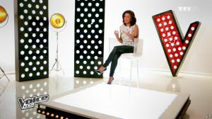 Jenifer Bartoli dans The Voice - 13/09/14 - 15