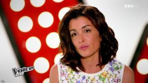 Jenifer Bartoli dans The Voice - 13/09/14 - 17