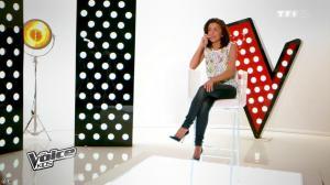 Jenifer Bartoli dans The Voice - 13/09/14 - 19