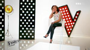 Jenifer Bartoli dans The Voice - 13/09/14 - 21