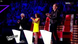 Jenifer Bartoli dans The Voice - 13/09/14 - 25