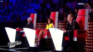 Jenifer Bartoli dans The Voice - 13/09/14 - 37