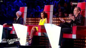 Jenifer Bartoli dans The Voice - 13/09/14 - 39