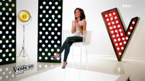 Jenifer Bartoli dans The Voice - 13/09/14 - 42