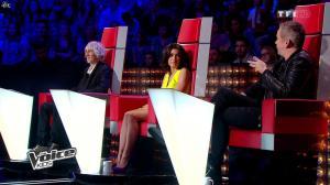 Jenifer Bartoli dans The Voice - 13/09/14 - 46