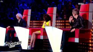 Jenifer Bartoli dans The Voice - 13/09/14 - 47