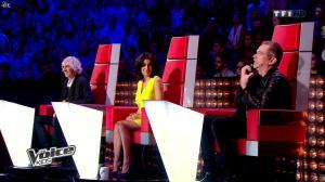 Jenifer Bartoli dans The Voice - 13/09/14 - 48