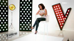 Jenifer Bartoli dans The Voice - 13/09/14 - 53